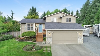 Lake Stevens Single Family Home For Sale: 13000 14th Place NE