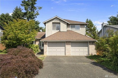 Bothell WA Single Family Home For Sale: $625,000