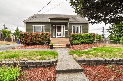 Tacoma Single Family Home For Sale: 5006 6th Ave