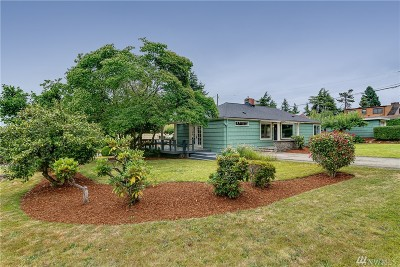 Seattle Single Family Home For Sale: 1804 S 107th St