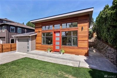 Seattle Single Family Home For Sale: 2718 51st Ave SW