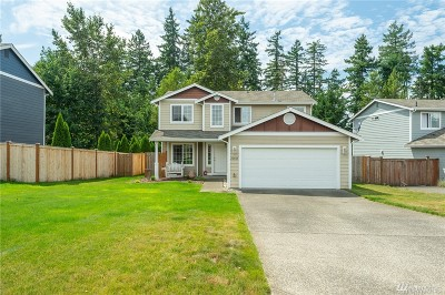 Orting Single Family Home For Sale: 20604 190th Ave E