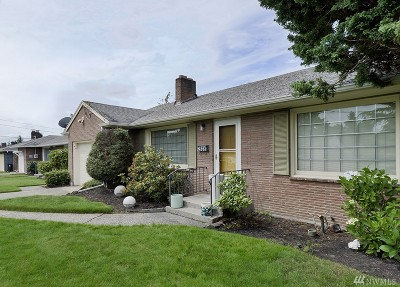 Tacoma Single Family Home For Sale: 2628 N Winnifred St
