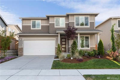 Bothell Single Family Home For Sale: 17512 Meridian Place W