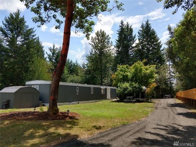 Gig Harbor Single Family Home For Sale: 16905 NW 124th St