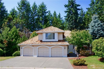 Pierce County Single Family Home For Sale: 2826 20th Av Ct NW