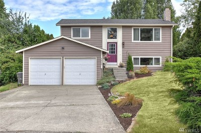 Federal Way Single Family Home For Sale: 2022 S 281st St