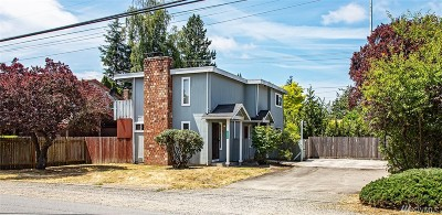 Seattle Residential Lots & Land For Sale: 9033 Fremont Ave N