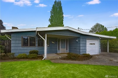 Federal Way Single Family Home For Sale: 1213 S 315th St