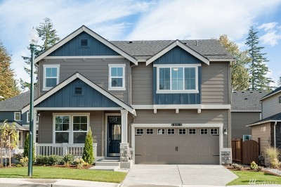 Gig Harbor Single Family Home For Sale: 4937 Cornelia Ct #181