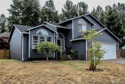 Marysville Single Family Home For Sale: 5710 129th St NE