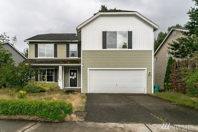 Federal Way Single Family Home For Sale: 33224 45th Wy S