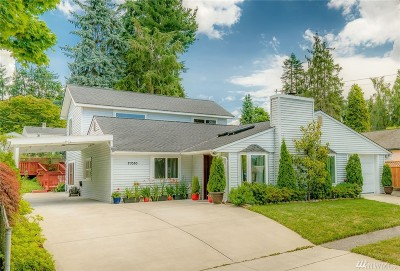 Shoreline Single Family Home For Sale: 17010 2nd Ave NE