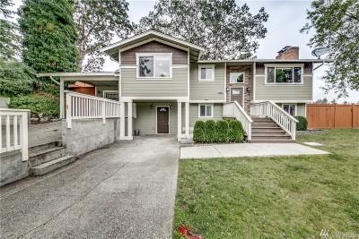 Tacoma Single Family Home For Sale: 16110 3rd Ave E