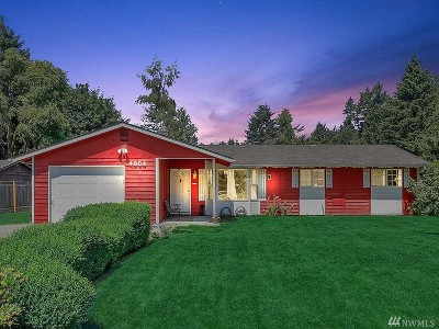 Lacey Single Family Home For Sale: 4904 33rd Ct SE