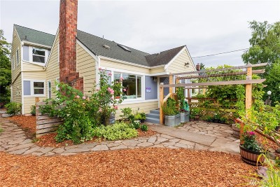 Seattle Single Family Home For Sale: 7516 25th Ave NW