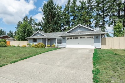 Spanaway Single Family Home For Sale: 20818 74th Av Ct E