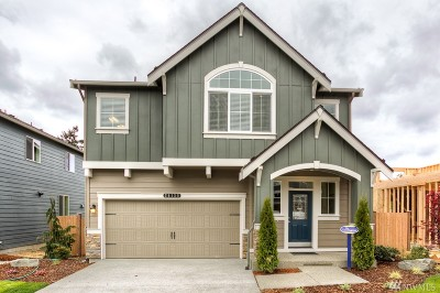 Gig Harbor Single Family Home For Sale: 4971 Cornelia Ct #175