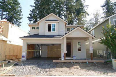 Lacey Single Family Home For Sale: 4267 Dudley Dr NE #Lot50