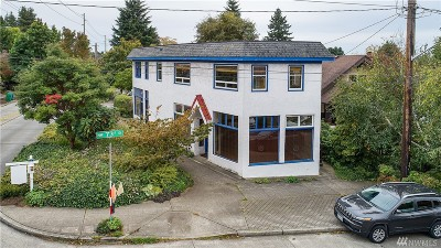 Seattle Single Family Home For Sale: 7231 3rd Ave NW