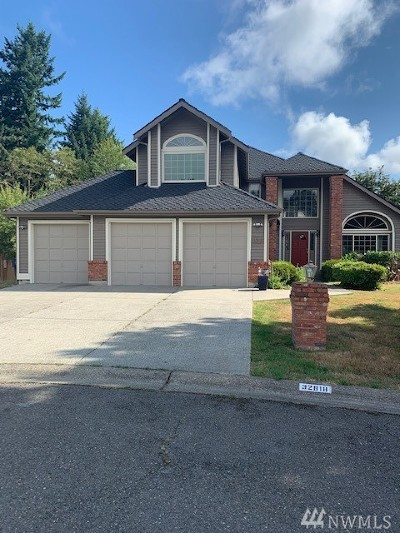 Federal Way Single Family Home For Sale: 32818 49th Ave SW
