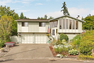 Bothell Single Family Home For Sale: 406 169th St SE