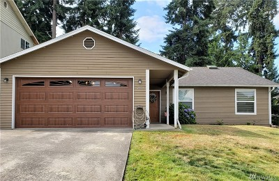 Federal Way Single Family Home For Sale: 2531 S 355th Place