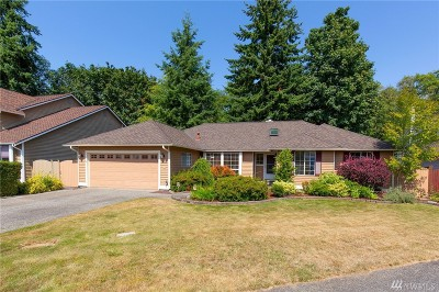 Mukilteo Single Family Home For Sale: 5423 111th Place SW