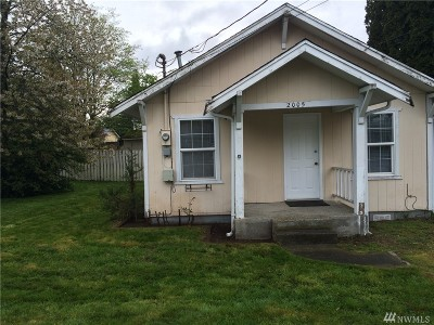 Everett Single Family Home For Sale: 2005 74th St SE