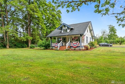 Single Family Home For Sale: 3194 Centralia Alpha Rd