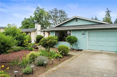 Tacoma Single Family Home For Sale: 1772 S 94th St
