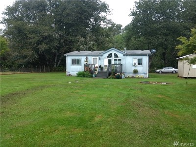 Sedro Woolley Single Family Home For Sale: 32407 S Lyman Ferry Rd