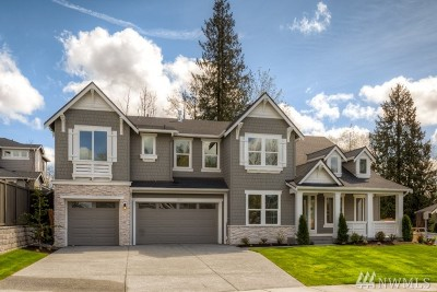 Bothell Single Family Home For Sale: 24223 1st (Lot 29) Ave SE