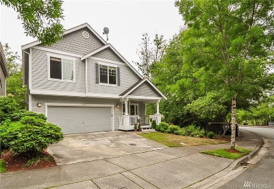 Bothell Single Family Home For Sale: 2324 194th St SE