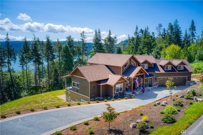 Anacortes Single Family Home For Sale: 15705 Deception Shores