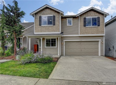 Bothell Single Family Home For Sale: 19232 25th Dr SE