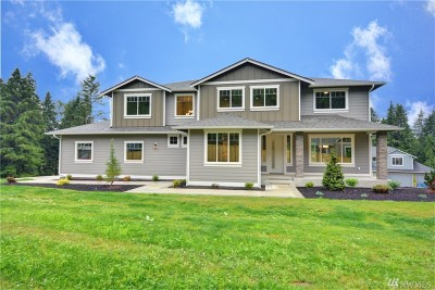 Snohomish Single Family Home For Sale: 11329 211th Ave SE #08