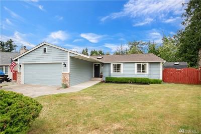 Tacoma Single Family Home For Sale: 2715 159th St Ct E
