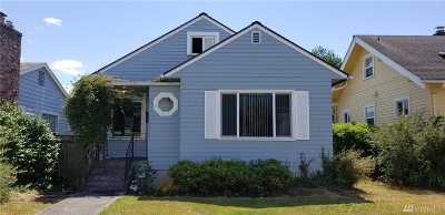 Tacoma Single Family Home For Sale: 3818 S 7th St