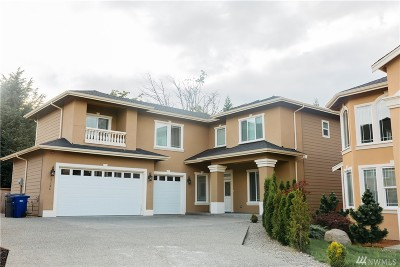 SeaTac Single Family Home For Sale: 5144 S 172 Lane