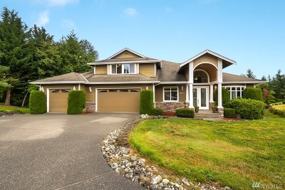 Snohomish Single Family Home For Sale: 8527 184th Dr SE