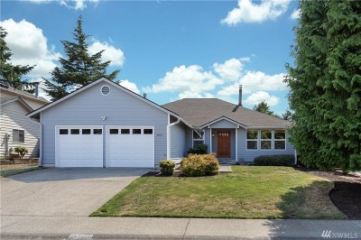 Federal Way Single Family Home For Sale: 34725 31st Place SW