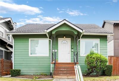Seattle Multi Family Home For Sale: 4722 8th Ave NE
