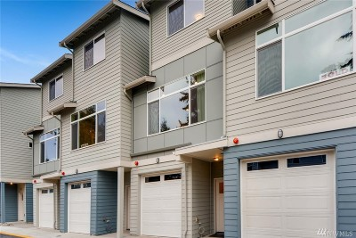 Shoreline Single Family Home For Sale: 2330 N 185th St #C