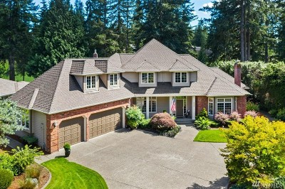 Gig Harbor Single Family Home For Sale: 4920 Old Stump Dr NW