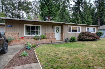 Skagit County Single Family Home For Sale: 21749 Sterling Dr