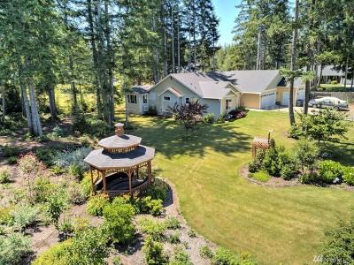 Shelton Single Family Home For Sale: 61 E Terri Lynn Lane