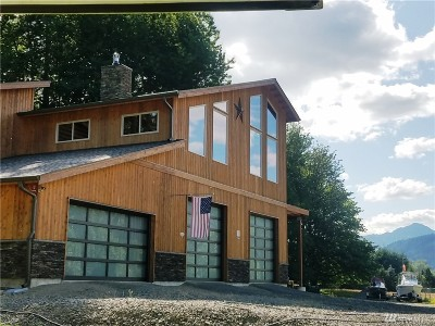 Lewis County Single Family Home For Sale: Us Hwy 12