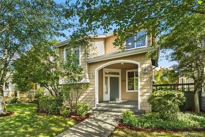 Renton Single Family Home For Sale: 4520 NE 5th St
