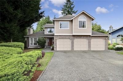 Renton Single Family Home For Sale: 12201 SE 179 Place
